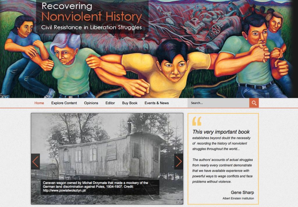 Recovering Nonviolent History Bartkowski